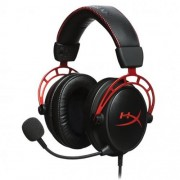 HyperX Cloud Alpha - herný headset červený