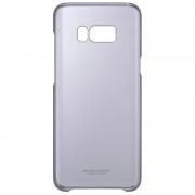 Galaxy S8+ Clear Cover violet EF-QG955CVEGWW