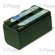 2-Power Videokamera Batteri Canon 7.2v 4400mAh (BP-924)