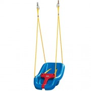 Little Tikes 2-in-1 Snug N Secure Swing, Multi Color