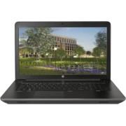 """Notebook HP ZBook 17 G4, 17.3"""" Full HD, Intel Core i7-7820HQ, P3000-6GB, RAM 16GB, SSD 256GB, Windows 10 Pro"""