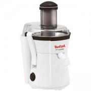 Сокоизстисквачка Tefal - Frutelia, 400 W, 0,5 л контейнер за пулп, улей против прокапване, бяла, ZE350B38