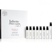 Juliette has a gun Discovery lote de regalo eau de parfum 4 ml + eau de parfum 7 x 1,7 ml