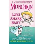 Munchkin Love Shark Baby Card Game