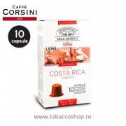10 capsule cafea Corsini Costa Rica Tarazzu 5.2g
