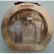 Nuxe Coffret Prodigieuse Perfume 50 ml + Óleo de duche 30mL+ Huile seco prodigieuse 30 ml