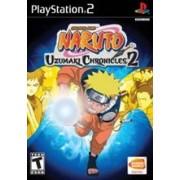 Naruto Uzumaki Chronicles 2 Ps2