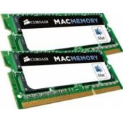 Memorie Laptop Corsair 16GB Kit 2x8GB DDR3L 1600MHz CL11 Mac