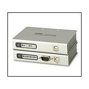 I/O, HUB 4 PORT, ATEN UC2324, USB-to-Serial RS-232