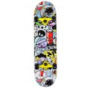 Nils Extreme Tavola skateboard kicktail Nils pop
