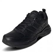 Adidas Strutter Zapatillas para Hombre, Color Core Black/Core Black/Grey, 8.5