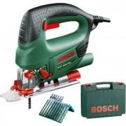 Bosch PST 800 PEL + 10 PANZE Ferastrau vertical 530 W 220V
