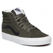 Сникърси VANS - Sk8-Hi VN0A4BV6XKD1 (Suede) Forest Night/Trwht