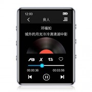 "OVE Reproductor de música MP3 1.8"" TFT visualización táctil portátil sin pérdida de sonido MP4 con radio FM/grabadora de voz/E-Book/Video Una talla me2IHxYF-PEL_0D47PSQK-0619-DEUS"