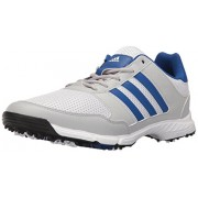 adidas Men s Tech Response Ftwwht Croy Golf Shoe White 9 D(M) US