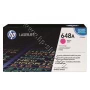 Тонер HP 648A за CP4025/CP4525, Magenta (11K), p/n CE263A - Оригинален HP консуматив - тонер касета