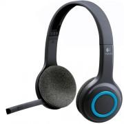 Logitech Wireless Headset H600 Мултимедийни Слушалки