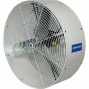 Schaefer Yoke-Mount Circulation Fan - 36 Inch, 3-Phase, 11,469 CFM, 230/460 Volt, Model VK36-3