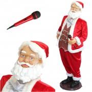 Пеещ и танцуващ Дядо Коледа 150 см