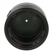 Sony SAL-85F14Z 85-127.5 mm f1.4 Objetivo negro - Reacondicionado: muy bueno 30 meses de garantía Envío gratuito