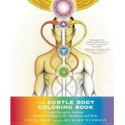 The Subtle Body Coloring Book: Learn Energetic Anatomy--From the Chakras to the Meridians and More, Paperback