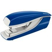 Capsator metalic de birou cu capsare plata, pentru maxim 40 coli, capse 24/8, albastru, LEITZ 5523 NeXXt Series