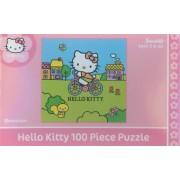 100-Pc Hello Kitty Puzzle by Pressman