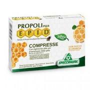 Specchiasol Srl Propoli Plus Epid - Specchiasol Confezione Da 20 Compresse Con Succo Di Arancia Con Estratti Titolati
