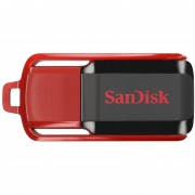 SanDisk Cruzer Switch 16GB USB 2.0 Flash Drive With SecureAceess Software- SDCZ52-016G-B35
