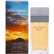 Dolce & Gabbana Light Blue Sunset in Salina Eau de Toilette para mulheres 100 ml
