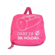 30L Packable Holdall Cyber Pink