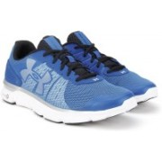 Under Armour UA Micro G Speed Swift Running Shoes For Men(Blue, White)