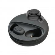 YH-03 TWS Bluetooth Clear Sound Mini Lightweight Earphone with Charging Box - Black