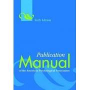 Amer Psychological Assn Publication Manual of the American Psychological Association