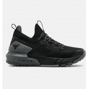 Under Armour Primary School UA Project Rock 3 Training Shoes Black 35.5