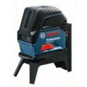 Bosch GCL 2-15 Professional vonallézer, RM1 szerelvénnyel (0601066E00)