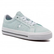Гуменки CONVERSE - One Star Pro Ox Te 163252C Teal Tint/Black/Wh