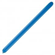 "Baloane Latex Modelaj Dark Blue, 1"" x 60"", Qualatex 160 88345, set 100 buc"