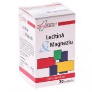 Lecitina & Magneziu 30cps Farma Class