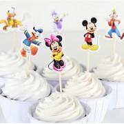 Scobitori Candy Bar cu Mickey şi prietenii Disney