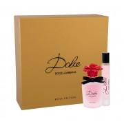 Dolce & Gabbana Dolce 30Ml Rosa Excelsa Edp 30 Ml + Edp 7,4 Ml Per Donna (Eau De Parfum)
