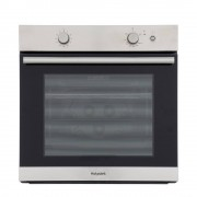 Hotpoint GA2124IX Single Built In Gas Oven - Stainless Steel