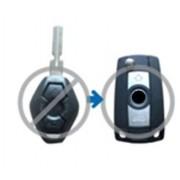Carcasa telecomanda briceag compatibila BMW 1382