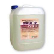 ДЕГРИЗОЛ FCP - Високопенлив - 10 кг. - Обезмаслител алкален и дезинфектант