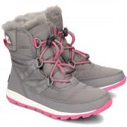 Sorel Whitney Short Lace - Śniegowce Dziecięce - NY1897-053