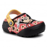Чехли CROCS - Crocsfl Mickey Mouse Lnd Clg K 205953 Black