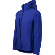 ADLER Performance Pánská softshell bunda 52205 královská modrá XL