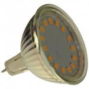Luxform reflector lampje led softtone mr16 3w 12v