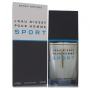 L'eau D'issey Pour Homme Sport For Men By Issey Miyake Eau De Toilette Spray 3.4 Oz