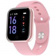 Pantalla color Tracker Pulsera T80 Smart Watch Band Pulsera